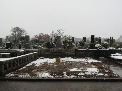 八柱霊園-墓じまい
